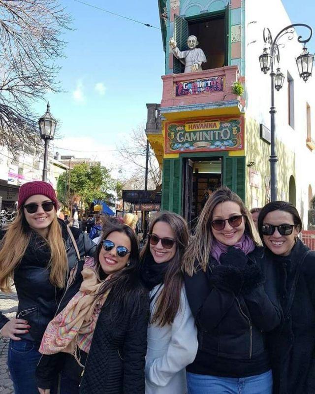 Mi viaje a Buenos Aires